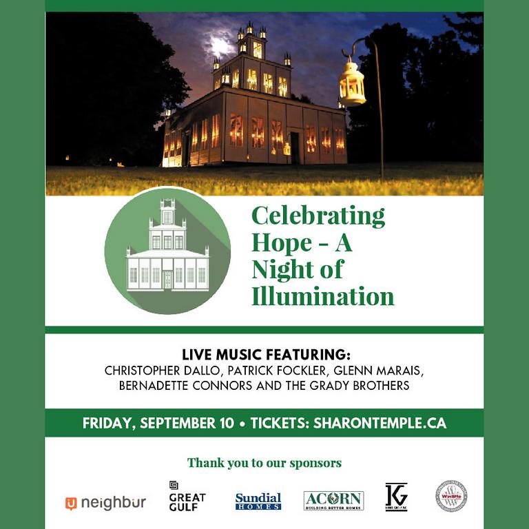 Celebrating Hope - A Night of Illumination