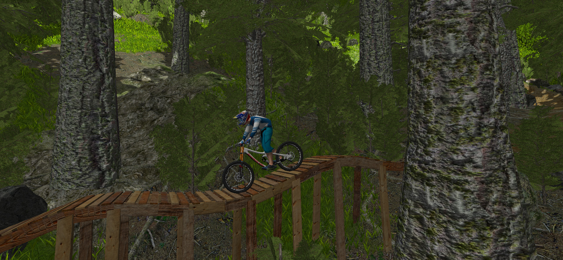 nothshore in free MTB game