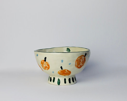 Petite Orange Bowl