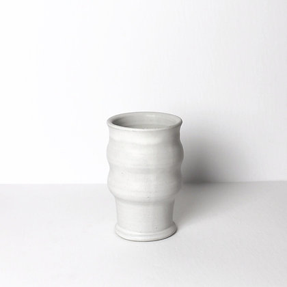 Fog White Vase