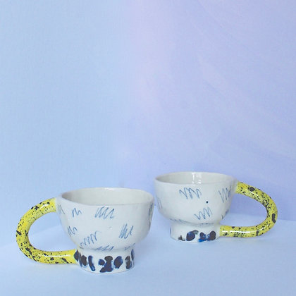 Scribble Mug Set