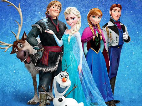 Why every parent should watch Frozen