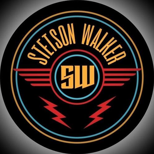 Stetson Walker Sticker