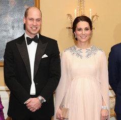 Kate Middleton, AMCQ