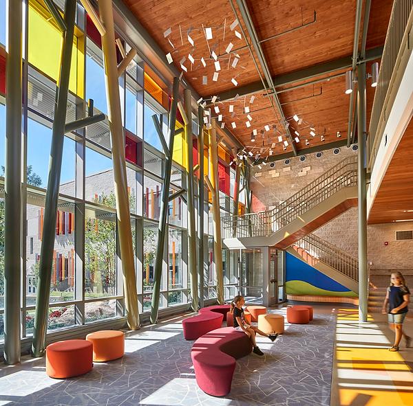 New Sandy Hook school designed to _preve