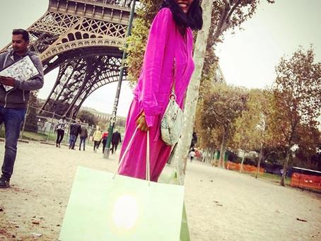 My Exile to Paris