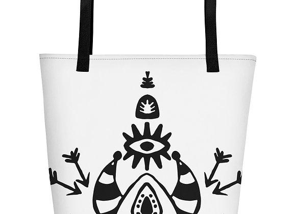 FREE TRIBE Beach Bag