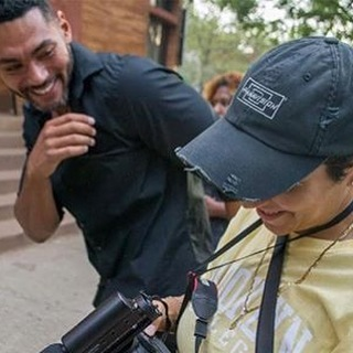 On Set Adam Lindo & Jody Torres _adamlindo _magic_hour_productions #awishingwellinbk