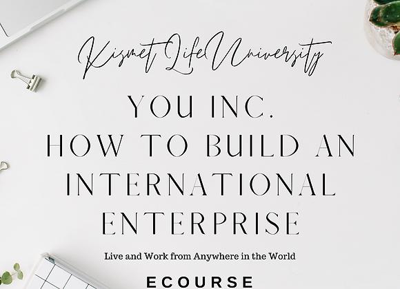 YOU, Inc. International Enterprise