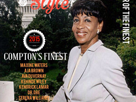 Compton's Finest  February Special Edition Cover