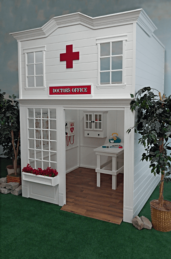 Doctors Office Play Home _ Childrens Pla