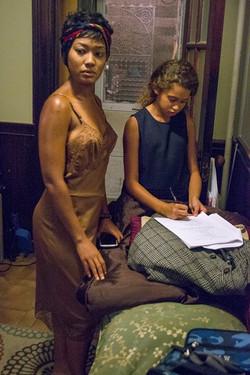 Lori and Mia