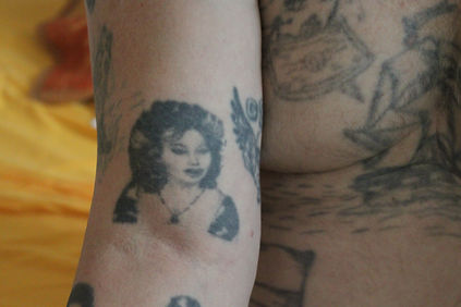 tattoos made in gdr