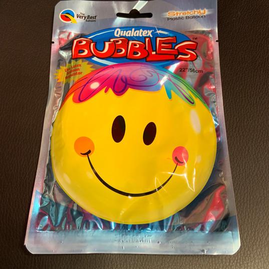 Bubble Smily Face