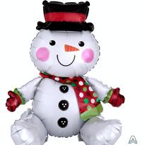 Snowman Airfill Character