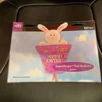 Happy Easter Supershape