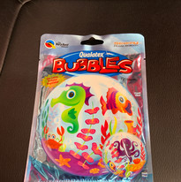 Bubbles Under the Sea