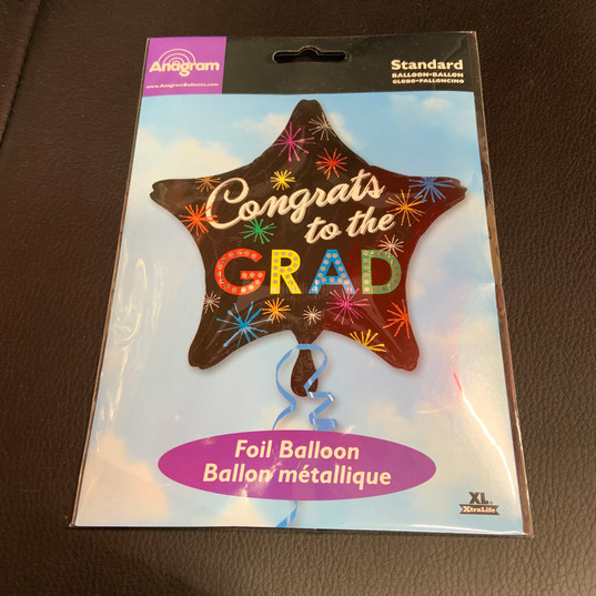 Congrats to the Grad