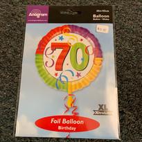 Birthday 70