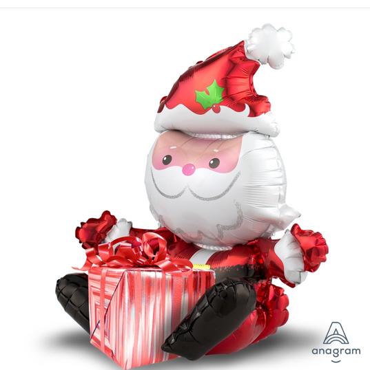 Santa Airfill Character