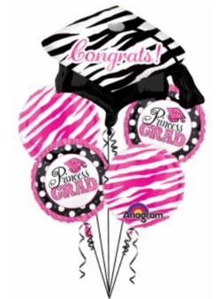 Grad Collection Pink Zebra