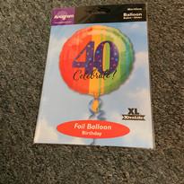 Birthday 40 Celebrate