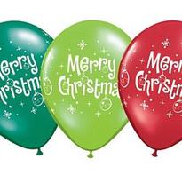 Latex Merry Christmas