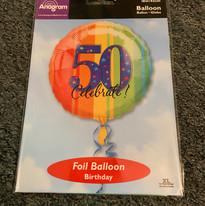 Birthday 50 Celebrate