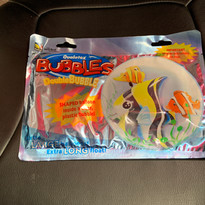 Bubbles Fish