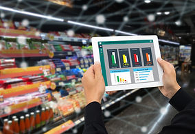 iot smart retail in the futuristic conce