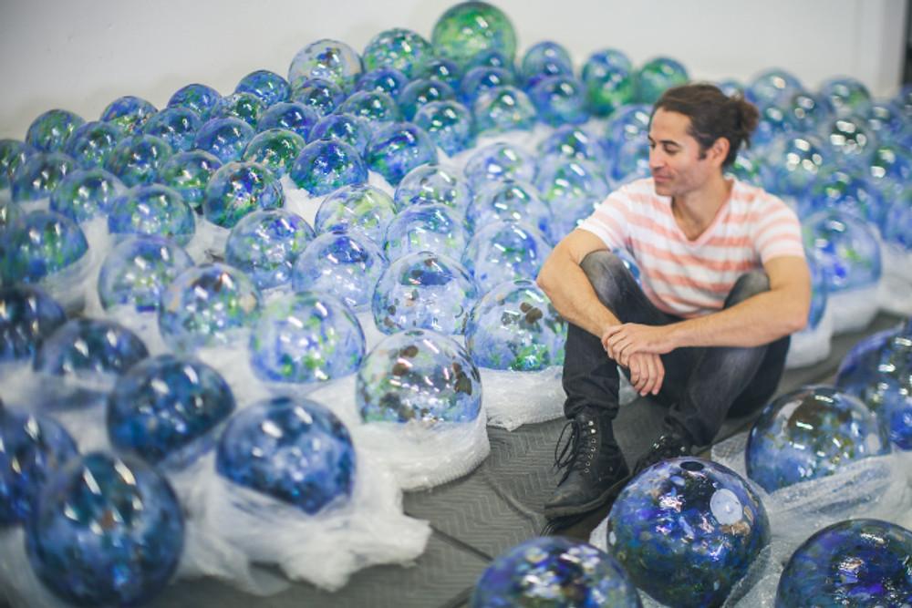 Bryan Valenzuela - Form Lore exhibit