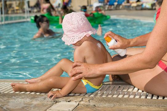 fotoproteccion infantil. Consultori Azon-Torres