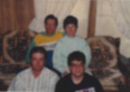 The Johnson Family Photo