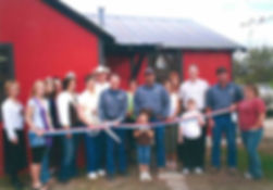 Ribbon Cutting Photo for Johnson's Pest Control