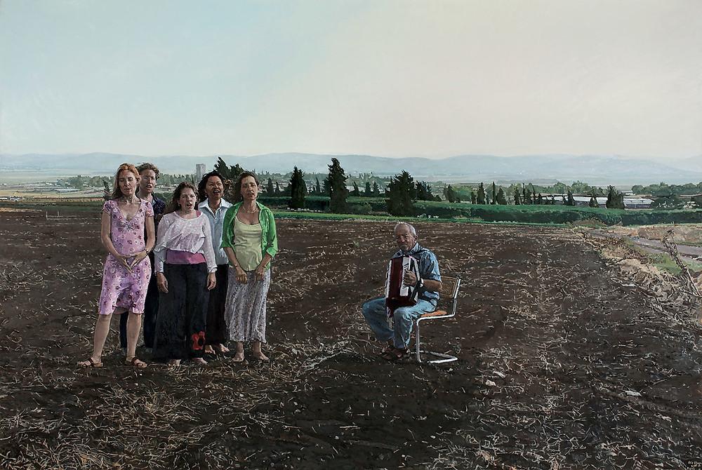 אלי שמיר, שיר ערש לעמק, 2009-2008