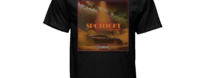 Black Spotlight Shirt (Limited Edition)
