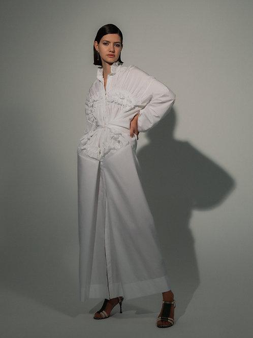 White Elizabeth dress