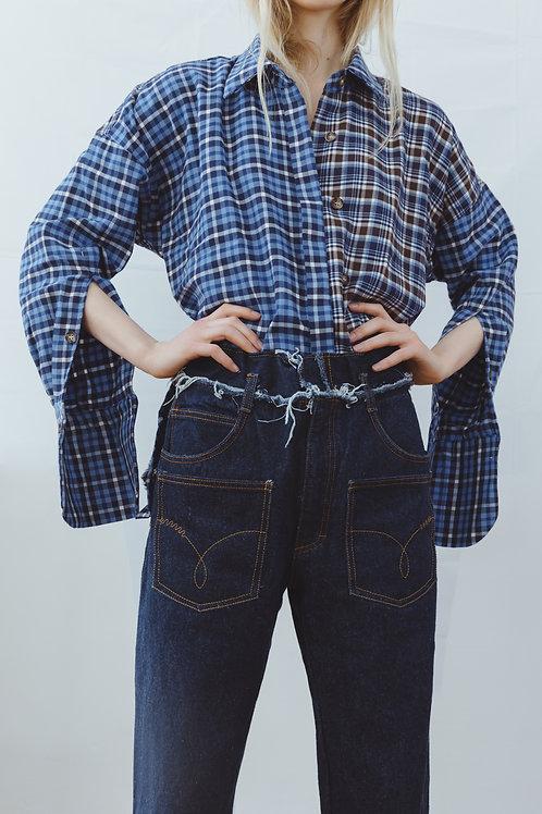 Upcycled Maja jeans