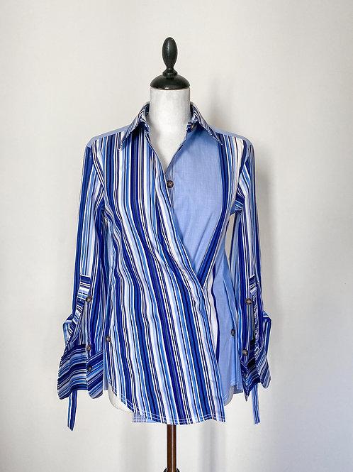 Slim classic twisted shirt