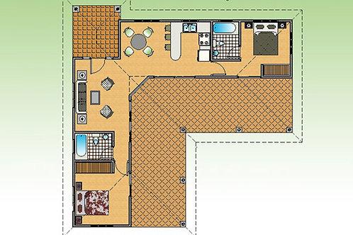 Villa Mango  $180.000