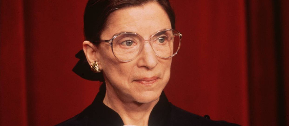 The Irony of Modern Feminism's Obsession With Ruth Bader Ginsburg