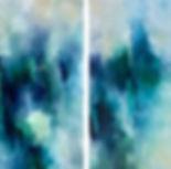 A Piece of Dreams - Diptych