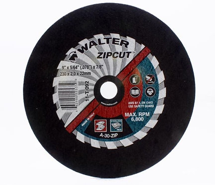 Disco de Corte 230 mm WALTER