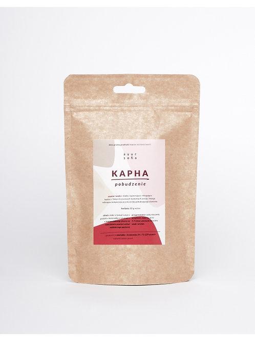 AYURSOFIA Herbata Ziołowa KAPHA - POBUDZENIE 50 G
