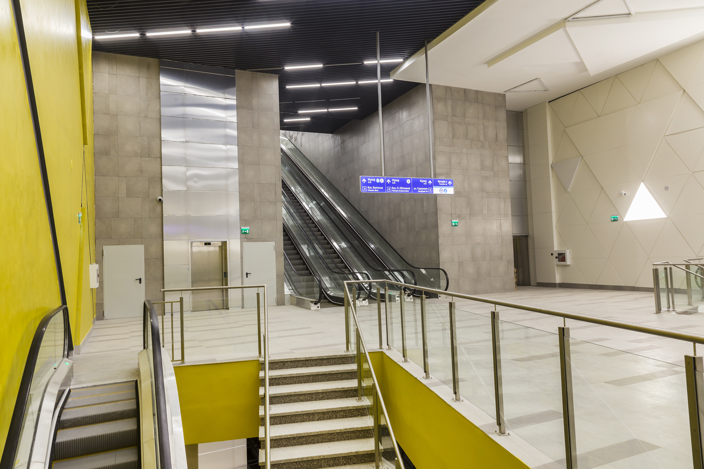 Метростанция 10