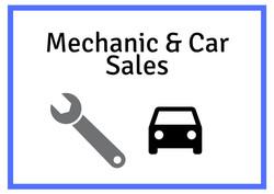 Mechanic & Car Sales