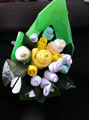 Yellow Bay Bouquet