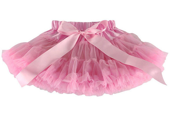 Pink Fluffy TuTu