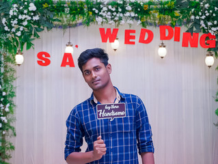 First photo booth test with vijay