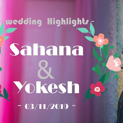 Sahana & Yokesh